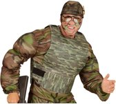 Kogelvrij camouflage leger vest