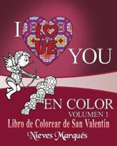 I Love You En Color.