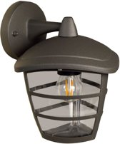 Luxform Brussels wand buitenlamp down - 230V