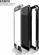 Xundd - iPhone 7 Plus / iPhone 8 Plus (5.5 inch) Full protection Xundd armor / shockproof 2 in 1 bumper hoesje   zwart