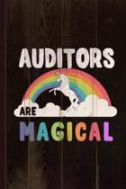 Auditors Are Magical Journal Notebook