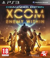 XCOM Enemy Within: Commander Edition /PS3