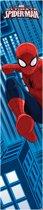 Spiderman - Poster XL / Behangbaan - Meerkleurig - 250x50 cm