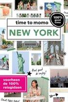 Boekomslag van 'Time to momo - New York'