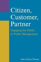 Citizen, Customer, Partner
