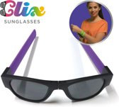 Clix Sunglasses Purple