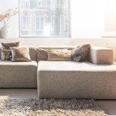 4x6 SOFA – moderne hoekbank X6 - lounge bank stof