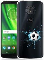 Moto G6 Play hoesje Soccer Ball