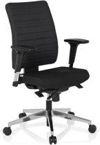 hjh office Pro-Tec 350 - Bureaustoel - Zwart