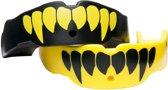 TapouT bitjes FANG - zwart, geel - set van 2 - YOUTH tot 12 jaar