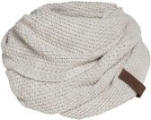 Knit Factory Coco Colsjaal Beige