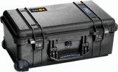 Peli 1514 koffer met vakverdeling | Trolley koffer voor apparatuur