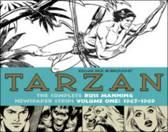 Tarzan: the Complete Russ Manning Newspaper Strips (01): 1967-1969