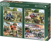 Seasons On The Farm 4x1000 stukjes