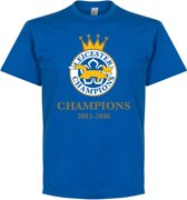 Leicester City Foxes Champions 2016 T-Shirt - KIDS - 4
