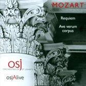 Mozart Requiem And Ave Verum Corpus