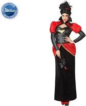 Vampier Halloween kostuum voor vrouwen  - Verkleedkleding - XS/S