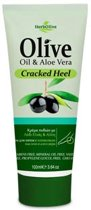 HerbOlive Voetcrème Olijfolie & Aloe Vera *Cracked Heel* 100ml