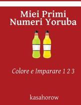Miei Primi Numeri Yoruba