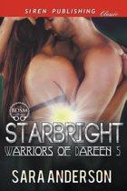 Starbright [Warriors of Dareen 5] (Siren Publishing Classic)