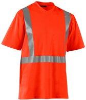 Blåkläder 3382-1011 High Vis T-shirt Oranje maat L