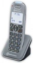 Amplicomms PowerTel 1701 EXTRA HANDSET voor Amplicomms Powertel 1700 met 30 dB VERSTERKING
