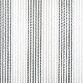 Travellife deurgordijn Korda grijs/wit 60x190cm