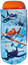 Planes Junior Readybed Luchtbed met slaapzak - 1-Persoons - Blauw