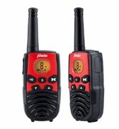 Alecto FR-10RD - Twinset - Walkie Talkie 7KM -  Rood