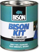 Bison kit contactlijm transparant - 750 ml.