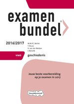 Examenbundel vwo Geschiedenis 2016/2017