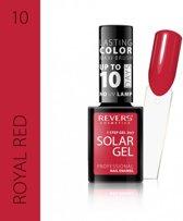 REVERS® 3in1 Solar Gel Nagellak 12ml. - #10 Royal Red