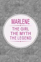 Marlene the Girl the Myth the Legend