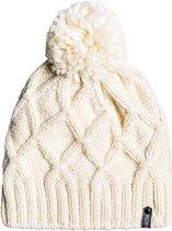 Roxy Winter Beanie Dames Muts - Egret