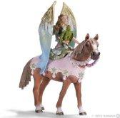 Bayala Surah op paard (Schleich nr. 70416)