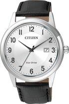 Citizen AW1231-07A - Horloge - 40 mm - Zilverkleurig