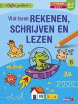 Oefen je Slim! - Vlot Leren Rekenen, Schrijven en Lezen