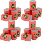 Foam Blik Targets voor Nerf (set van 24 stuks)