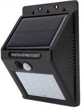 Solar led lamp met bewegingssensor op zonne-energie| tuinverlichting | Met 20 led lampen