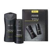 Axe You - 2 Pack - Geschenkset