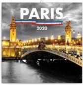 Paris Kalender 2020 Presco