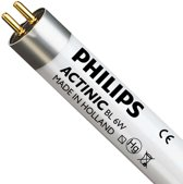 Philips Actinic BL TL 6W 10 G5
