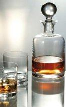 Kristallen whisky set Boha 3 delig