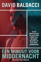 Boekomslag van 'Atlee Pine 2 - Eén minuut voor middernacht'