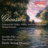Concert For Violin, Piano And String Quartet