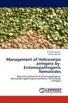 Management of Helicoverpa Armigera by Entomopathogenic Nematodes