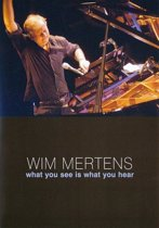 What You See Is What  You Hear/Ntsc/All Reg./ At Antwerp Belgium 30/9/2005