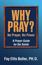 Why Pray? No Prayer, No Power