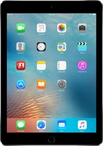 Apple iPad Pro - 9.7 inch - 128 GB - WiFi - Spacegrijs