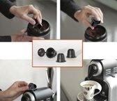 Coffeeduck Espresso cup voor koffiecapsules
